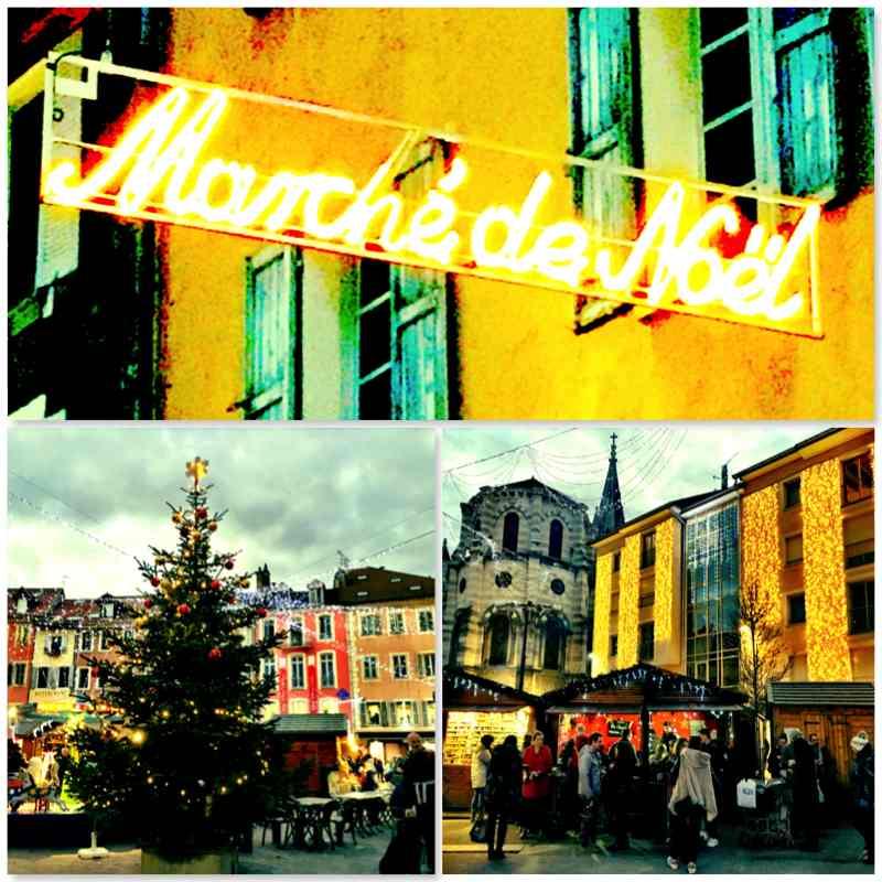 Kerstmarkt in Gap