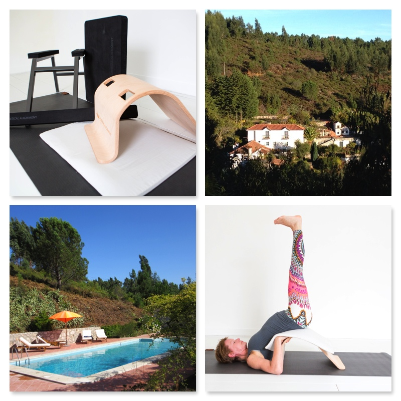 Yoga Holiday in Portugal