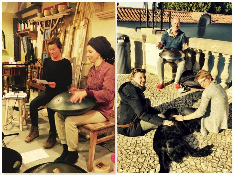 Handpan Session Carcassone