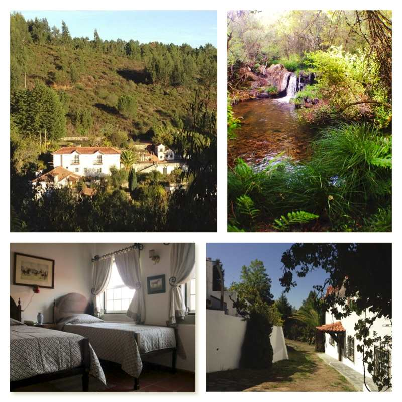 Yoga retreat in Portugal