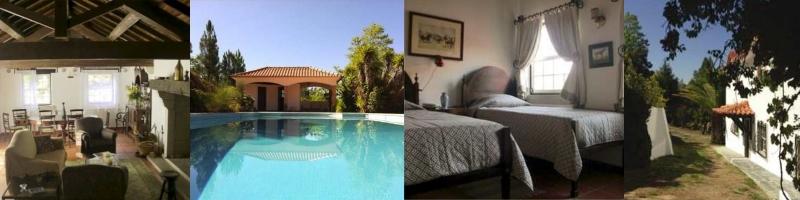 accommodatie portugal met zwembad