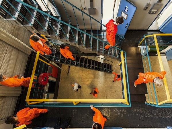 prison day in rotterdam
