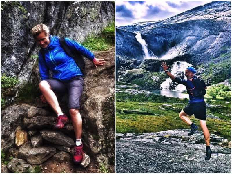 collage blog ons in de bergen